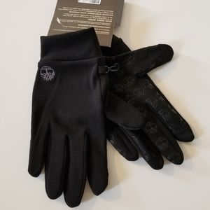 Timberland Touch Screen Technology Black Gloves